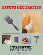 Revêtements intérieurs : peinture - effets décoratifs