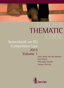 Sourcebook on EU Competition Law