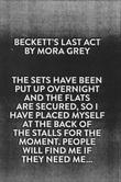 Beckett's Last Act