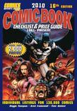 2010 Comic Book Checklist &amp; Price Guide