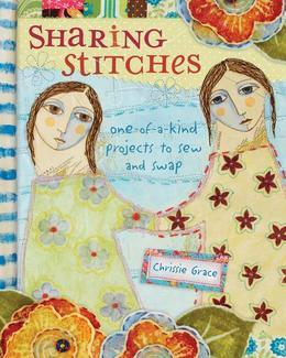 Sharing Stitches: Exchanging Fabric and Inspiration to Sew One-of-a-Kind Projects