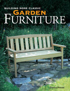 Building More Classic Garden Furniture