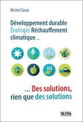 Développement durable, écologie, réchauffement climatique...