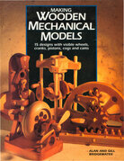 Making Wooden Mechanical Models