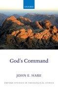 Gods Command