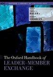 The Oxford Handbook of Leader-Member Exchange