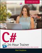 C# 24-Hour Trainer