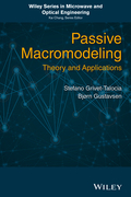 Passive Macromodeling: Theory and Applications