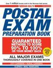 Norman Hall's Postal Exam Preparation Book: Everything You Need to Know... All Major Exams Thoroughly Covered in One Book