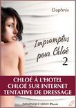 Chloé à l'hôtel, Chloé sur Internet, Tentative de dressage