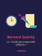 """Le """"Guide des poignardés célèbres"""""""