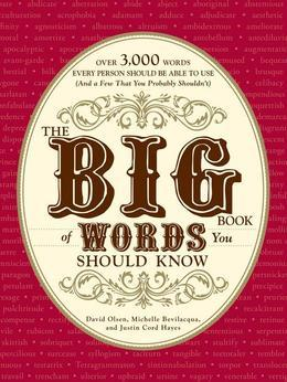 The Big Book of Words You Should Know