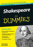 Shakespeare fr Dummies
