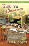 Guilty as Cinnamon: A Spice Shop Mystery