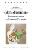 «Morts d'inanition»