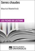 Serres chaudes de Maurice Maeterlinck