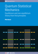 Quantum Statistical Mechanics: Equilibrium and non-equilibrium theory from first principles