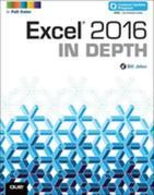 Excel 2016 In Depth (includes Content Update Program)