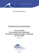 Contextualisations. 20 ans de FLES