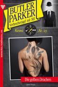 Butler Parker 29 – Kriminalroman