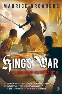 King's War: The Knights of Breton Court 3