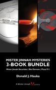 Mister Jinnah Mysteries 3-Book Bundle: Mister Jinnah: Securities / She Demons / Pizza 911