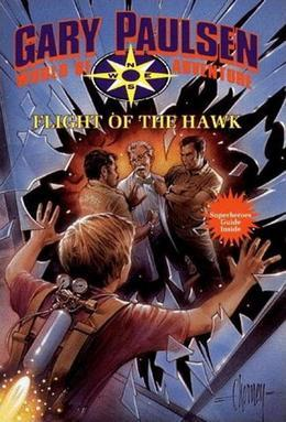 Flight of the Hawk: World of Adventure Series, Book 18