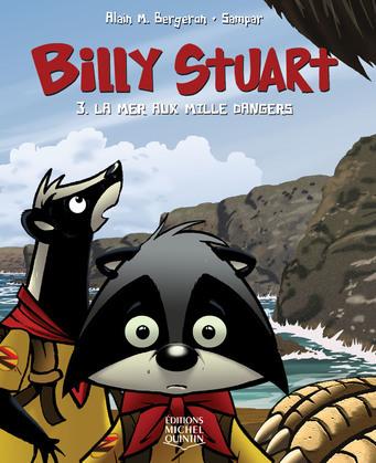 Billy Stuart 3 - La mer aux mille dangers