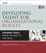 Developing Talent for Organizational Results