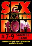 Sex im alten Rom 7-9 Sammelband