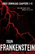 High School Horror: Teen Frankenstein Chapters 1-5