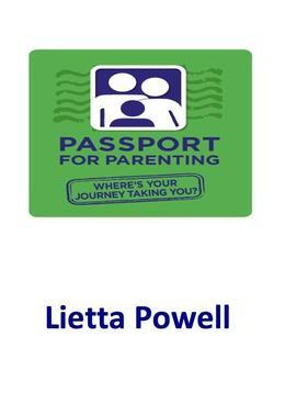 Passport for Parenting