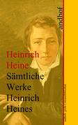 Heinrich Heine: Sämtliche Werke