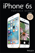 iPhone 6s Portable Genius: Covers iOS9 and all models of iPhone 6s, 6, and iPhone 5