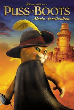 Puss In Boots Movie Novelization