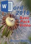 Word 2016 avec pack vidéo