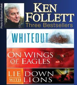 Ken Follett  Three Bestsellers