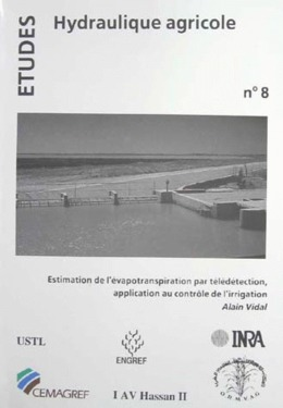 Estimation de l'évapotranspiration par télédétection