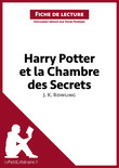 Harry Potter et la chambre des secrets de J. K. Rowling (Fiche de lecture)