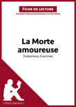 La morte amoureuse de Thophile Gautier (Fiche de lecture)