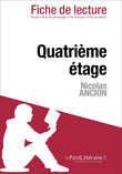 Quatrime tage de Nicolas Ancion (Fiche de lecture)