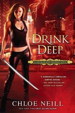 Drink Deep: A Chicagoland Vampires Novel