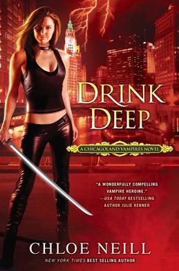 Drink Deep: A Chicagoland Vampires Novel