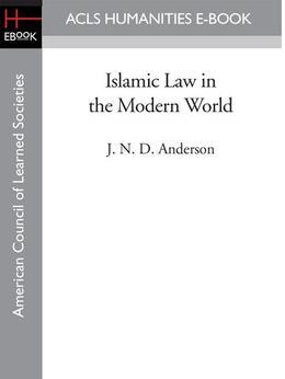 Islamic Law in the Modern World