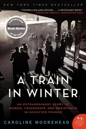 A Train in Winter