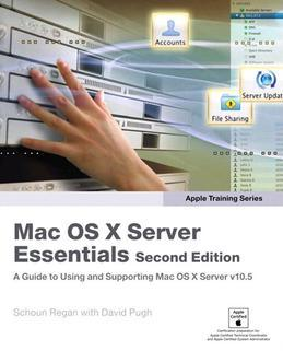 Apple Training Series: Mac OS X Server Essentials, Adobe Reader