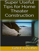 Super Useful Tips for Home Theater Construction