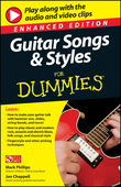 Guitar Songs and Styles For Dummies, Enhanced Edition