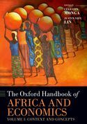 The Oxford Handbook of Africa and Economics: Volume 1: Context and Concepts