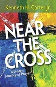 Near the Cross Large Print: A Lenten Journey of Prayer